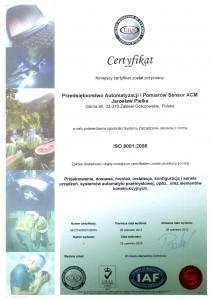 cert ISO 9001 PL
