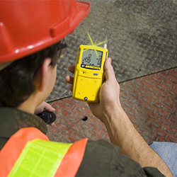 How to Select the Right Gas Detection Solution 250x250