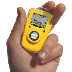 The Facts About Portable Gas Detection 250x250