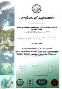 cert ISO 9001 EN