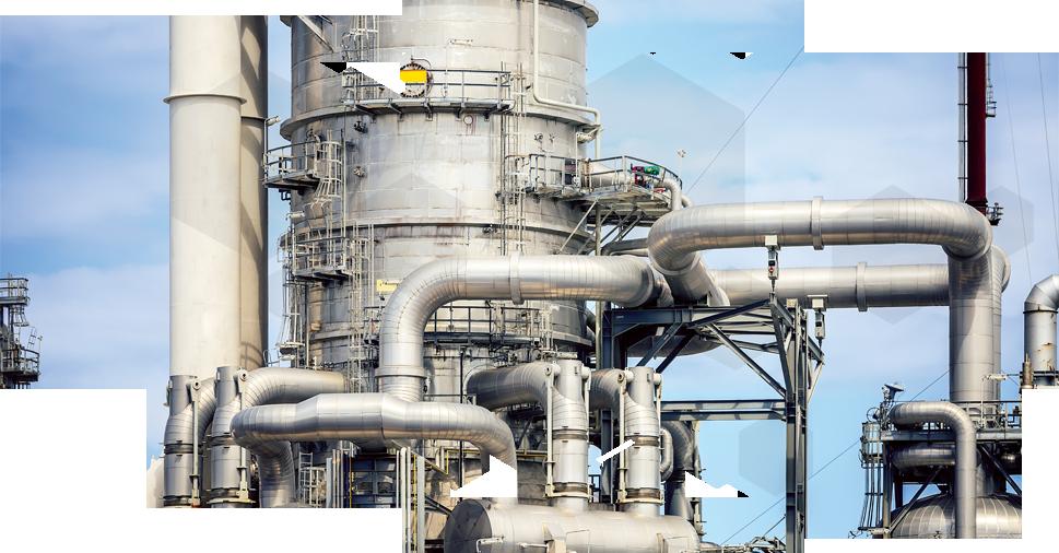 usługi dla elektrowni huty zakładów przemysłowych