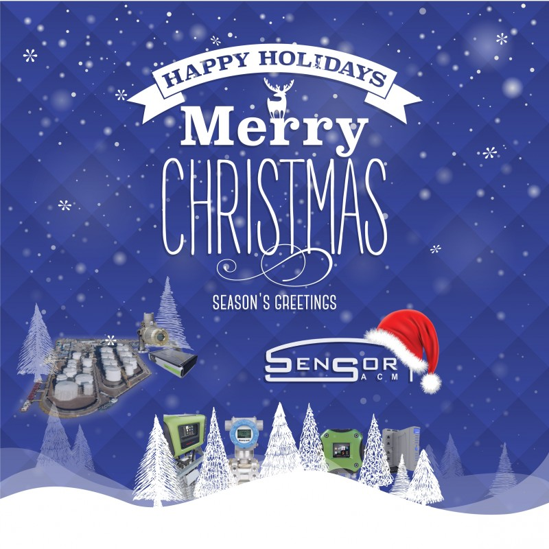 Merry Christmas - SENSOR-ACM